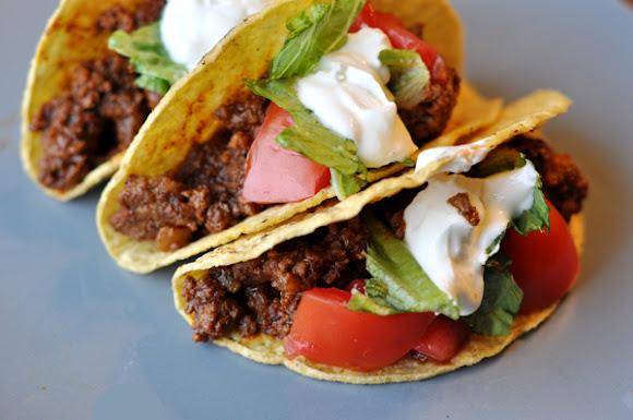 Tacos A La Parrilla
