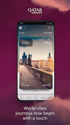 Qatar Airways  screenshots 1