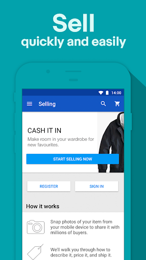 Download Holiday Shopping Deals: Buy, Sell & Save with eBay MOD APK 4
