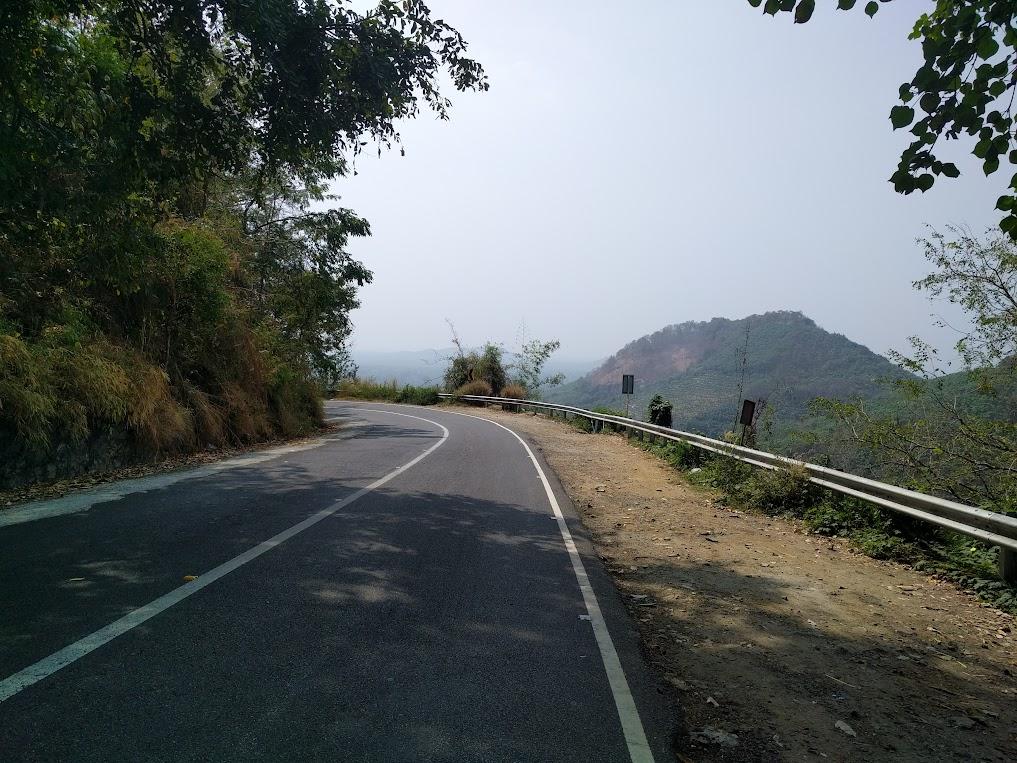 Nadugani downhill