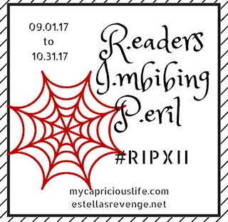 Thumbnail for R.eaders I.mbibing P.eril XII (#ripxii) SIGN UPS!
