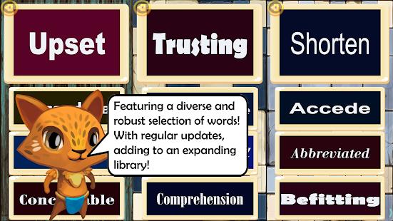 Bigger Better Words: Vocabulary Booster app 4