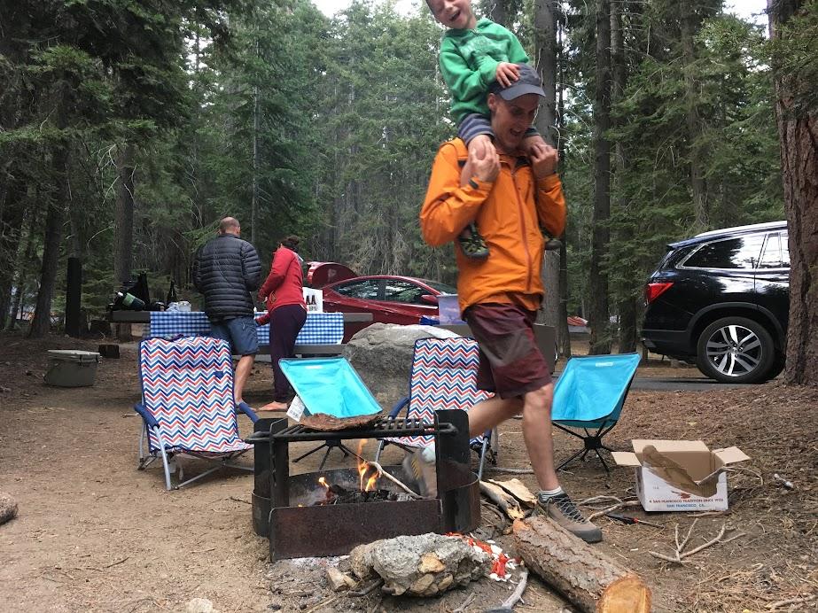 Campground shenanigans
