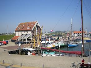 Photo: Tussenstop op Texel