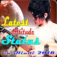 New Latest Attitude Status in Hindi 2018