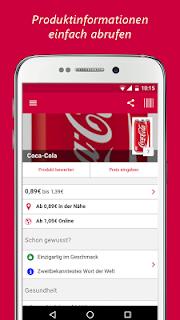 barcoo QR Code Barcode Scanner screenshot 01