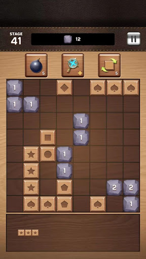 Screenshots von Wood Block Match 2