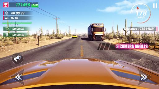 Traffic Fever-Racing game apktram screenshots 2