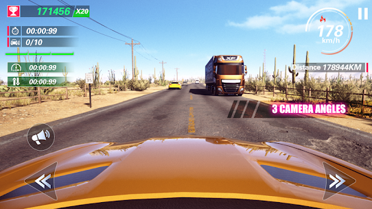 Traffic Fever-Racing game 2