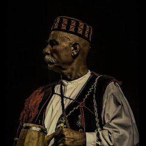 by Antun Lukšić - People Portraits of Men (  )