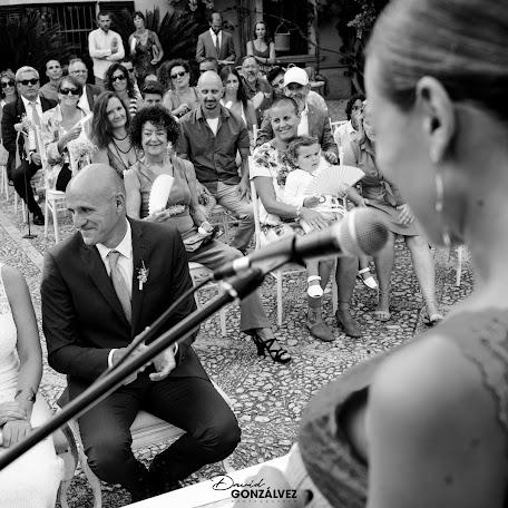 Fotógrafo de bodas David Gonzálvez (davidgonzalvez). Foto del 01.09.2018