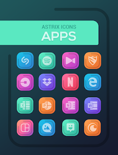 Astrix – Icon Pack v1.0.7 Patched Latest APK Free Download 1