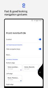 Fluid Navigation Gestures Pro v1.2.1 Cracked APK 2