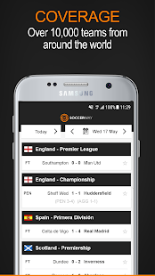 Soccerway Apps On Google Play