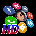 HD Contact Widgets+ icon