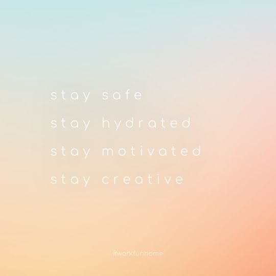 Stay Safe - Instagram Post Template