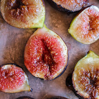 Maple Roasted Figs.