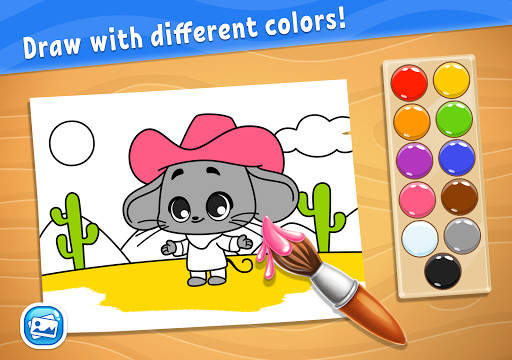 Colors for Kids, Toddlers, Babies - Learning Game filehippodl screenshot 13