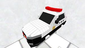 210系クラウンパトカー(仮)