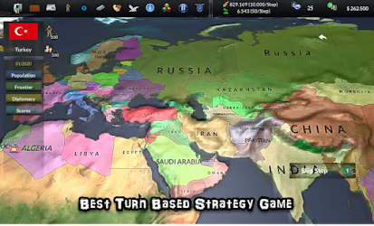 Download Time of Conquest: Turn Based Strategy for android