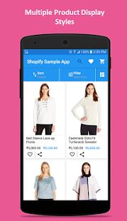 Fashion Store - náhled