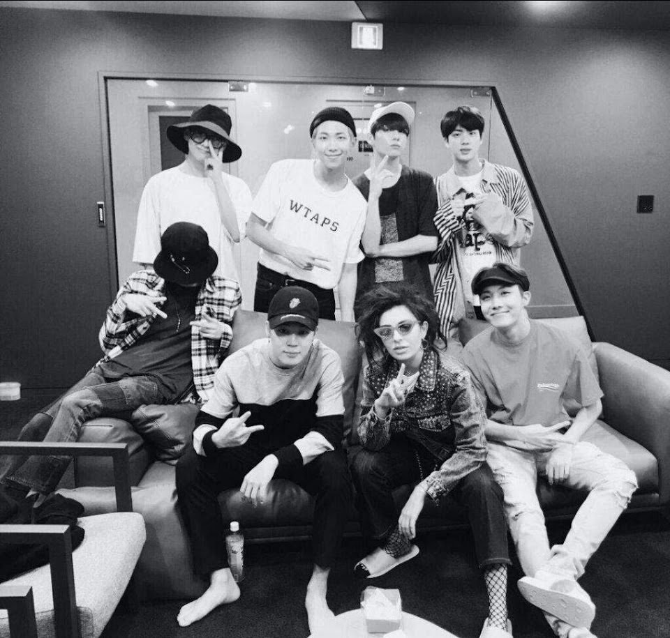 BTS and Charli XCX