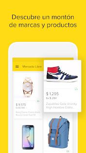 (APK) تحميل لالروبوت / PC Mercado Libre: Encuentra tus marcas favoritas تطبيقات screenshot