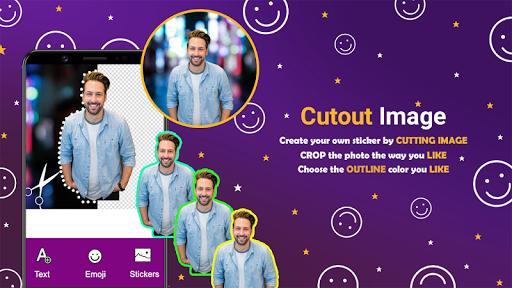 Sticker Factory & Maker for Whatsapp 2020 screenshots 3