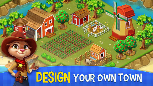 Towntopia: Build and Design your adorable Home apkmr screenshots 3