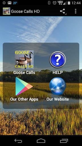 Goose Calls HD