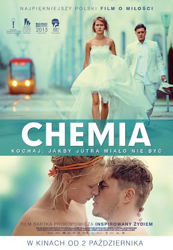 Polski plakat filmu 'Chemia'
