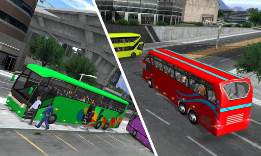 Auto Bus Driving 2019 - City Coach Simulator 1.0.4 Screenshots 2