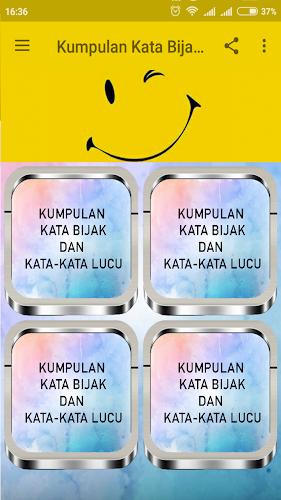 Download Kumpulan Kata Bijak Dan Lucu Apk Latest Version App