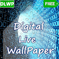 Matrix Binary Code Live Wallpaper APK