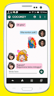 Free Dating Chat | COCOKEY- screenshot thumbnail