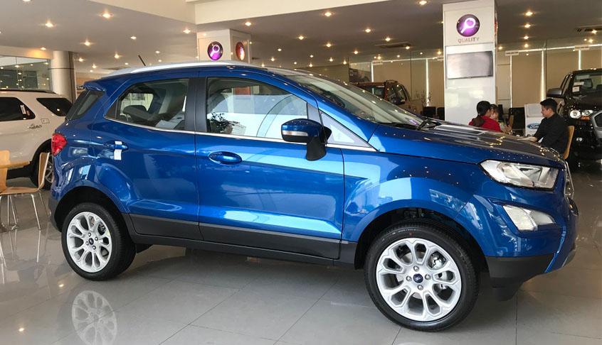 Đại lý Ford Phú Mỹ chinh phục mọi người bởi giá xe và chế độ bảo hành tốt