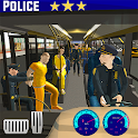 Police Bus Driver Prisoner Transport Simualtor icon