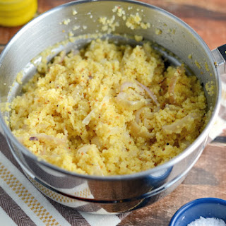 Toasted Couscous Recipe