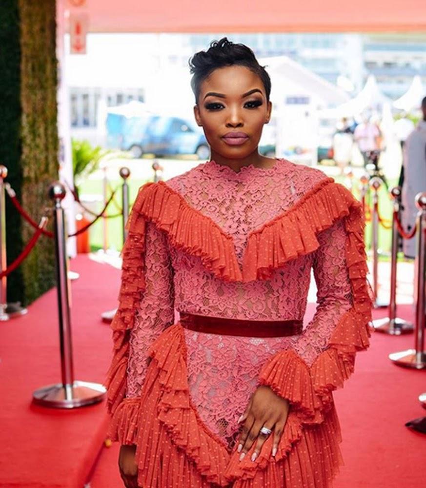 Isibaya Actress Zinhle Mabena And Husband To Host Music