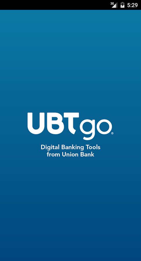 Union Bank & Trust Mobile- screenshot