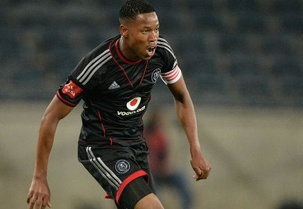 Star seekers: Pirates captain Happy Jele is geared up for a gruelling Champions League campaign. Picture: GALLO IMAGES