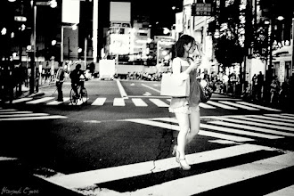 Photo: Tokyo Street Shooting 乱れ髪 Location; #Shinjuku , #Tokyo , #Japan   #photo #photography #streetphotography #streettogs