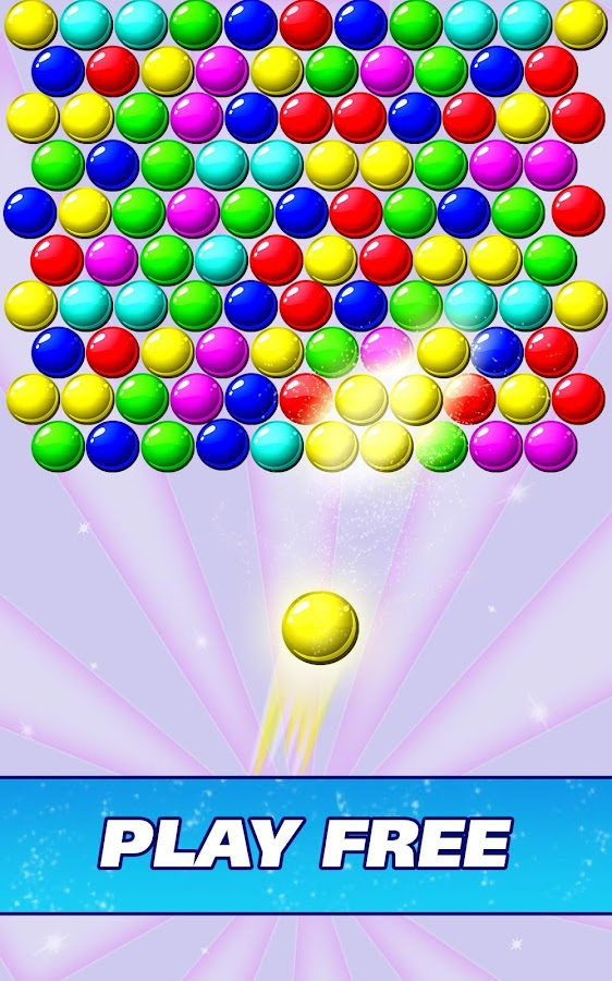 T Online Bubble Shooter