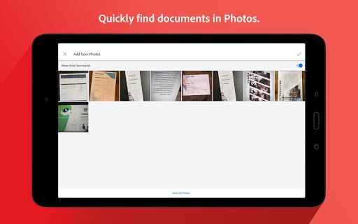 Adobe Scan screenshot 16