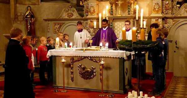 Familiengottesdienst in St.Annen (09.12.2017)