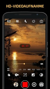 Manuelle Kamera: DSLR Camera Professional (Procam) Screenshot