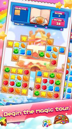 Cookie Crush Tasty Tour 1.1 screenshot 2092414