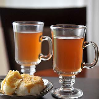 Hot Ginger Tea | Nam King | น้ำขิง
