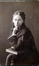 Photo: Алина Антоновна Мотовилова, Симбирск, 1880-е