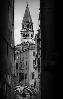 all'improvviso il campanile di San Marco di massimo bertozzi